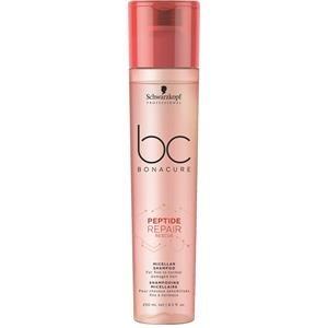 Schwarzkopf BC Bonacure Peptide Repair Rescue Shampoo 250 ml Pflegendes Shampoo für feines Haar -