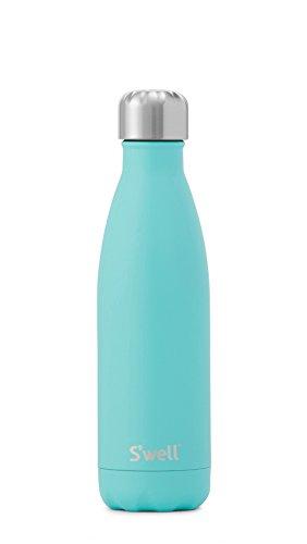 Swell Botella Termo, Acero Inoxidable, Azul,...