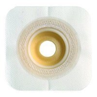 SUR-FIT Natura Durahesive Moldable Convex Skin Barrier with Flange - Flange Size: 1 3/4 - Mold to Fit: 1/2 to 7/8 - Box of 10 by ConvaTec -