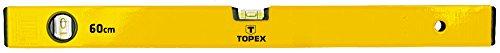 Topex 29C502-Wasserwaage, Typ 50060cm, 2Libellen ()