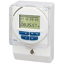 Orbis mini t log - Interruptor horario digital mini t log 230v