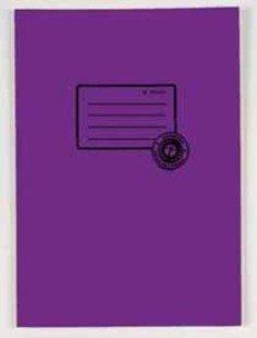 Preisvergleich Produktbild Heftschoner Papier A4 violett