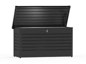 Biohort Freizeitbox 130 dunkelgrau-metallic von Holzmarkt Riegelsberger - Du und dein Garten