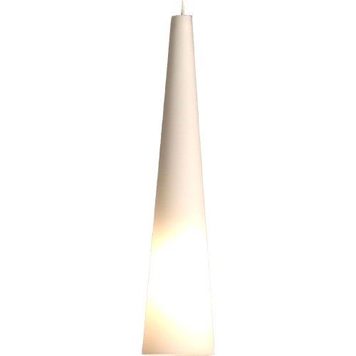 Linda groß Glas (Murano Qualität) Hängeleuchte E27 100W - Murano Glas Hängeleuchte