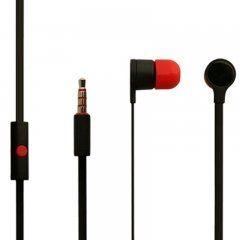 39H00014-00M black red Htc One X Stereo