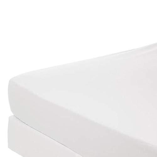LINGE USINE Protège Matelas-Alese 90x190 cm Enduit 280 GR-m2 Lavable 95° 4424a3a765f9