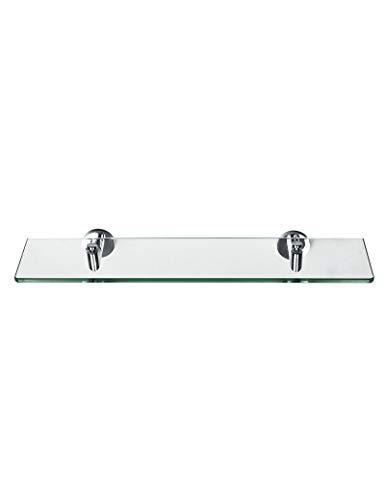GWFVA Extrem Feste Dusche Regal Kupfer Badezimmer WC Regale Wand montiert Kosmetik Frame Glas Monolayer Spiegel Front Frame europäischen Stil Badezimmer Hardware Anhänger Qualitätssicherung