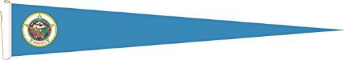 Haute Qualité pour U24 Long Fanion Minnesota Drapeau 250 x 40 cm