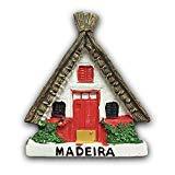 Wedare Madeira Portugal 3D-Kühlschrank-Magnet, Reise-Aufkleber, Souvenirs, Dekoration für Zuhause und Küche, Portugal Kühlschrankmagnet aus China