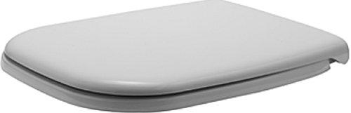 Preisvergleich Produktbild Set DURAVIT D-Code WC-Sitz mit Absenkautomatik SoftClose