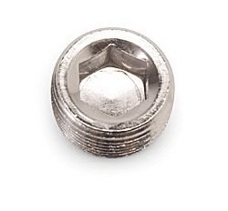 Russell Performance 662061 Endura Pipe Plug Fitting 1/2 NPT -