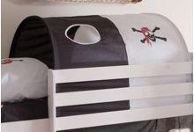 Túnel - Piratas Blanco / Negro