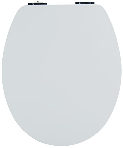 WC-Sitz VALE manhattan | Toilettensitz | Toilettendeckel | Klodeckel | WC-Deckel | Absenkautomatik | Holzkern (MDF) |  KSVSC22