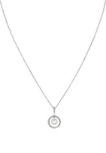 jette-silver-damen-collier-target-925er-silber-rhodiniert-34-zirkonia-silber-one-size