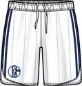 adidas - Pantalones cortos, diseño del FC Schalke 04 2012/13 Talla:extra-large