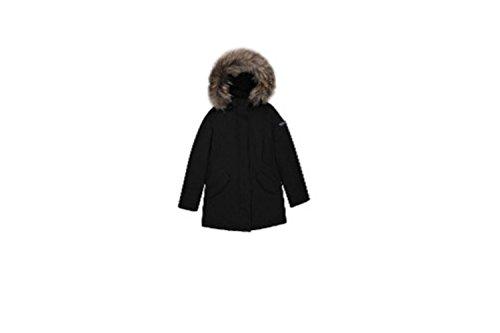 Woolrich Damen Parka Mantel schwarz schwarz 34