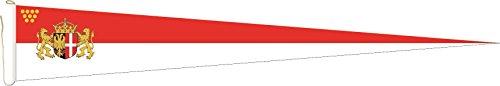 Haute Qualité pour U24 Long Fanion Drapeau Neuss 250 x 40 cm