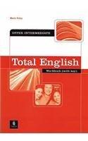 Total English Upper Intermediate Workbook with Key and CD-Rom Pack: Workbook Self Study Pack with Key and CD-ROM by Mark Foley (13-Apr-2006) Paperback