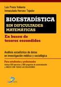 Bioestadística sin dificultades matemáticas: En busca de tesoros escondidos por Luis Prieto Valiente