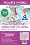 Paquete Ahorro Técnico/a en Cuidados Auxiliares de Enfermería de Instituciones...