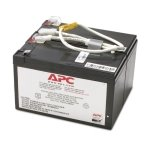 APC Replacement Batterie - Hot Swap Batterie (RBC5) für SU450INET/SU700INET
