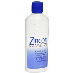 Zincon Pack Of 3 Each Shampoo 4Oz Pt37513745558