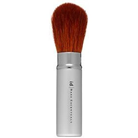 Bare Escentuals Silver Retractable Flawless Face Brush by Bare
