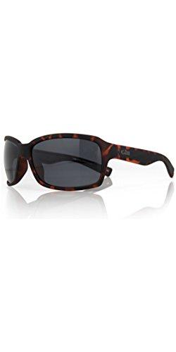 Gill Glare Floating Watersport Beach Yachting- oder Surf-Sonnenbrille Tortoise - Unisex - Polarisierte Brillentechnologie