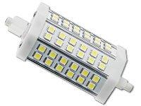 Luminea LED-SMD-Lampe m. 72 High-Power-LEDs R7S 189mm, weiß,1450lm von Luminea bei Lampenhans.de