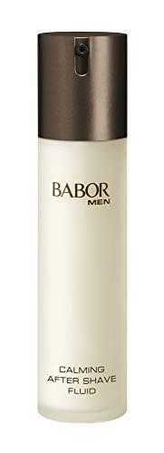 Babor Babor men calming after shave fluid schnell einziehendes nicht fettendes wirkstoffkonzentrat nach der rasur beugt rötungen und brennen vor 50ml