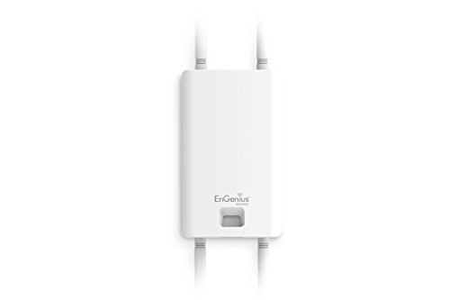 EnGenius ENS620EXT Access Point - Bridge - Multipoint weiß -