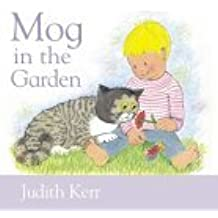 Mog In The Garden (Collins Baby & Toddler) by Judith Kerr (2003-01-06)