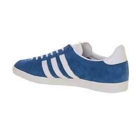 Adidas Originals Gazelle Originals, Chaussons Sneaker Adulte Mixte Blue White