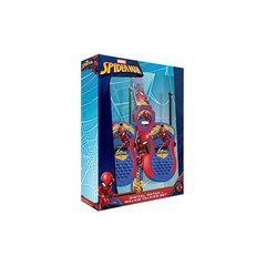 walkie talkie con orologio spiderman