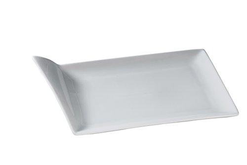 Sibo Homeconcept - Flag Assiette 29 x 19 cm (Lot de 6)