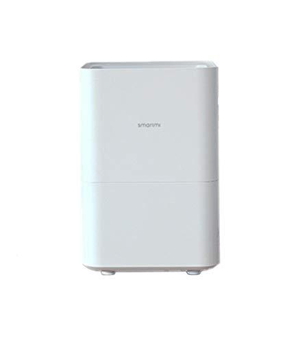 Smartmi Mi Verdunstungsluftbefeuchter mit 4L Kapazität unterstützt Mi Home APP, 34.3dB, Farbe Weiß