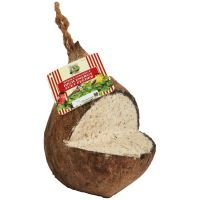 WH Whole Coconut High Energy Suet Feeder from Walter Harrisons