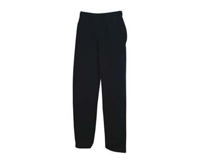 fruit-of-the-loom-pantalon-de-jogging-homme-2xl-noir
