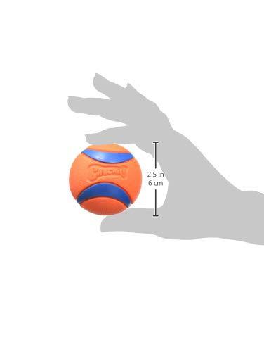 Canine Hardware Chuckit Medium Ultra Ball (2.5 - inch)