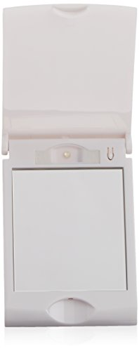Italian Design IDMIRRCOMP - Specchio compatto con luce LED integrata