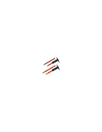 Outifrance - Ciseau de maçon Pro 300 x 16 mm avec poignée pare-coups Outifrance