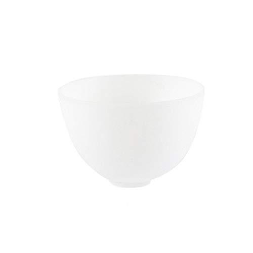 UPKOCH Cuenco silicona antigoteo mezclar mascarillas