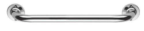 Cornat T343399  Wannengriff rundform, 25 x 400 mm, chrom