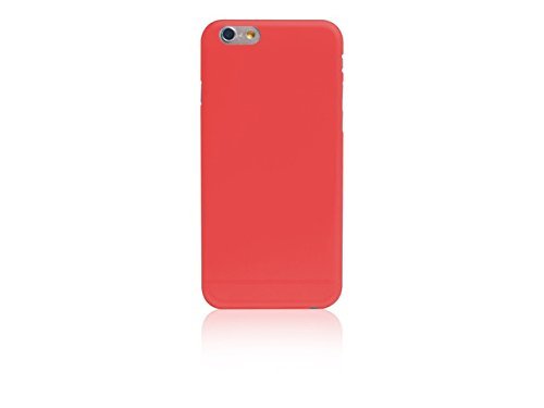 icover Soft Cover pour iPhone 6 Ultraslim airTPU rouge