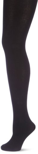 Noppies Maternity tights Cotton 30/1 Collants, nero(Schwarz (Black)), taille du fabricante: 42 Femme