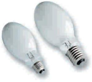 LAMPARA VAPOR MERCURIO CLAR-LEUCI E27 125W 75X170 10512