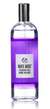 Home Fragrance Body Parfüm Spray (Weißer Moschus Duft Mist White Musk Fragrance Mist 100ml)