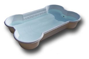 One Dog One Bone Heavy Duty Play piscine pour chiens