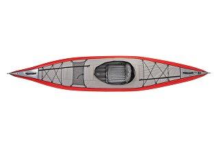 Más Rápido–Gumotex–Manguera Kayak framura–Stabielo® 1personas–Manguera de kayak para camping Caravan de exterior de tiempo libre–Distribución Holly Productos Stabielo®–Innovaciones fabricado en...