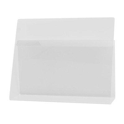 Kochbuchständer transparent mit Spritzschutz VaBene